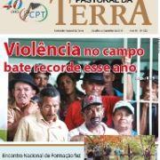 Jornal Pastoral da Terra - Edições 2015