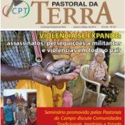 Jornal Pastoral da Terra - Edições 2013